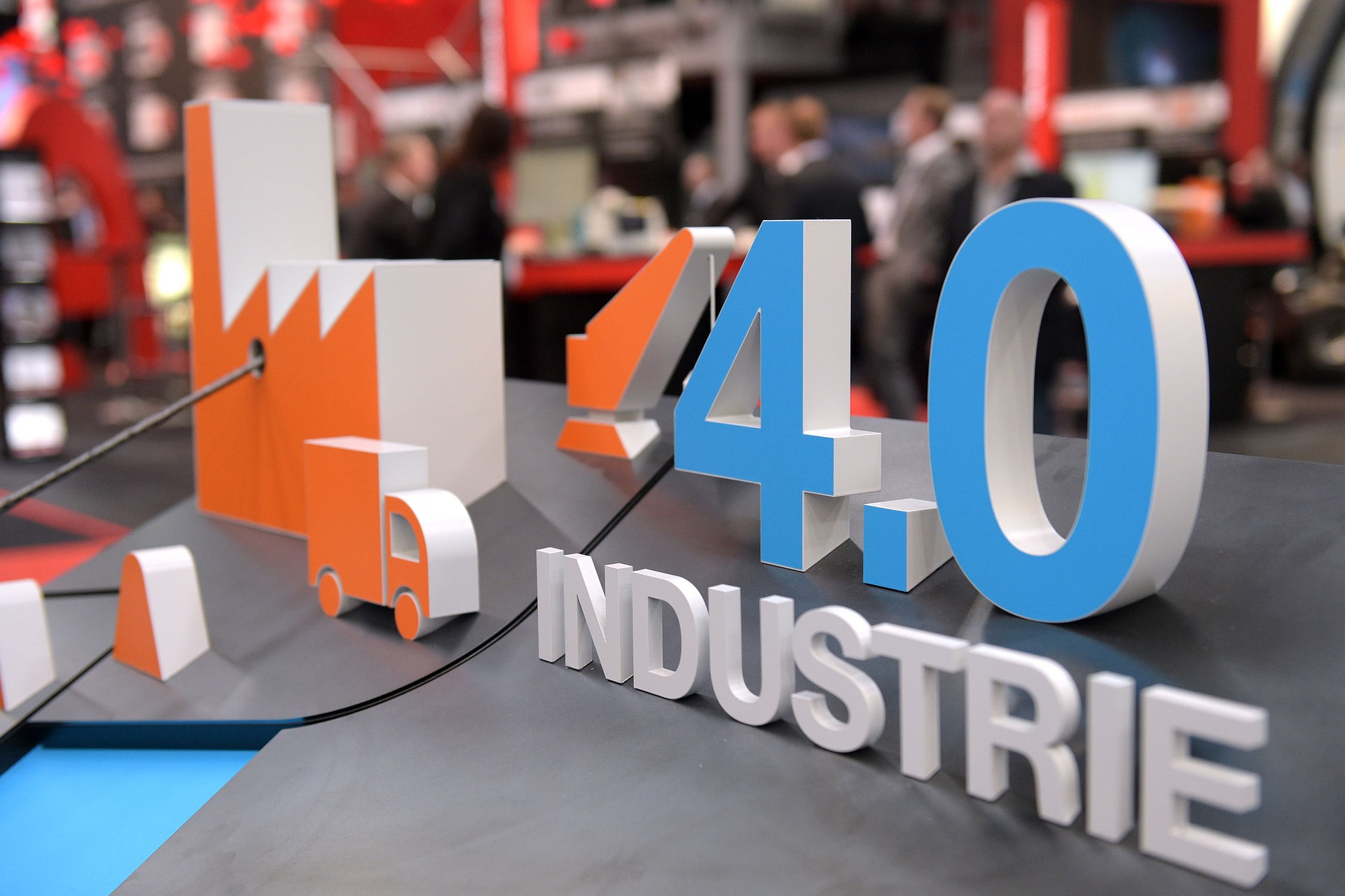 Accessible Industry 4.0